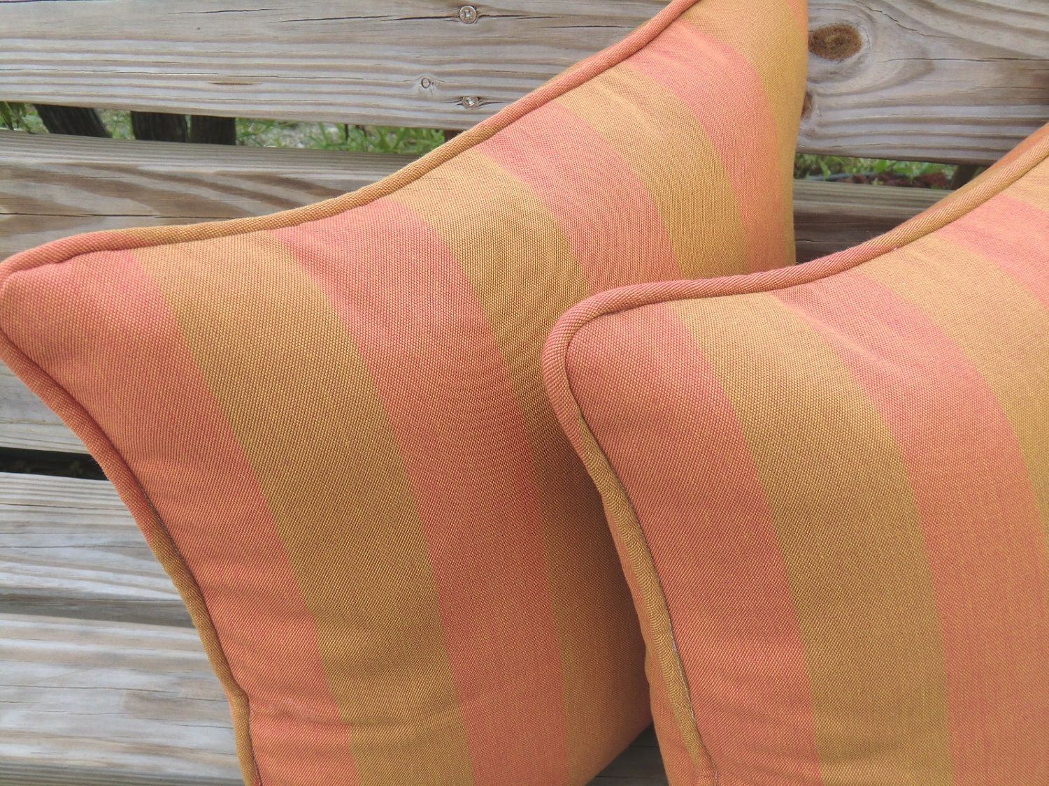 Popular items for sunbrella pillow on Etsy