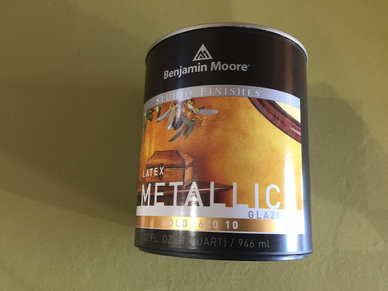 Benjamin moore metallic