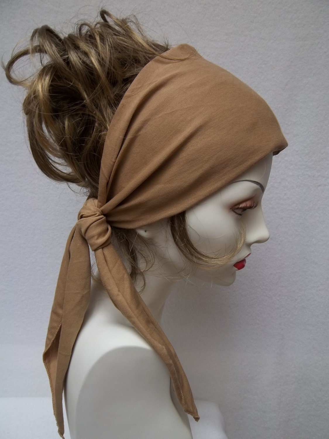 how to train your hair to wrap