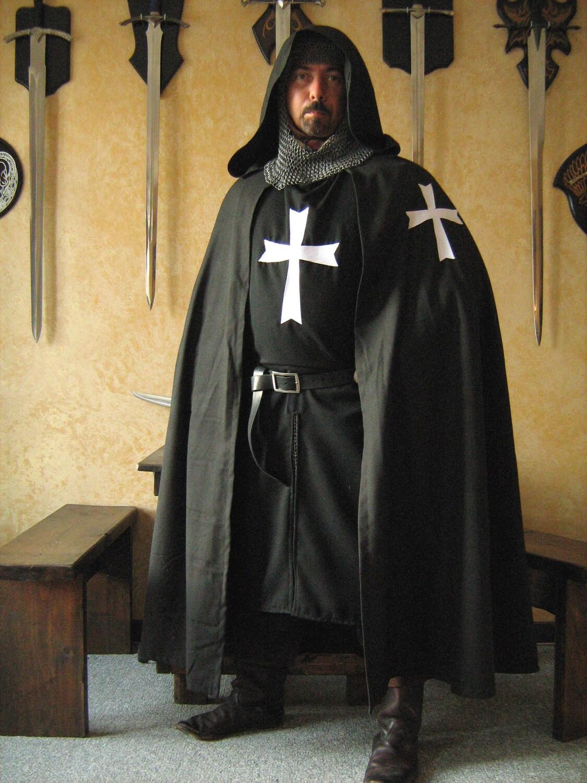 Как сделать средневековый капюшон