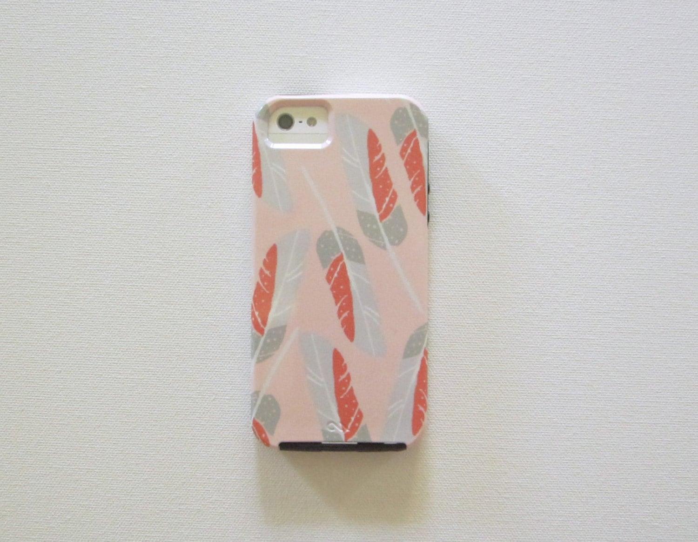 Modern iPhone 5 case l PECOS l VIBE geometric bold redtilestudio - redtilestudio