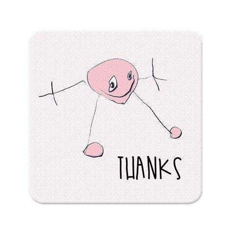 Funny Thank You Cards Printable Printable card, funny thank you card ...