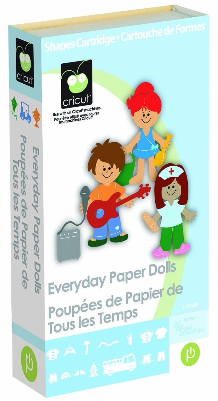 cricut everyday paper dolls