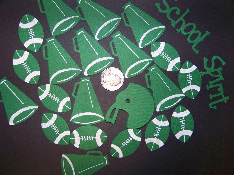 Footballs, helments, and megaphones - RUBY6000