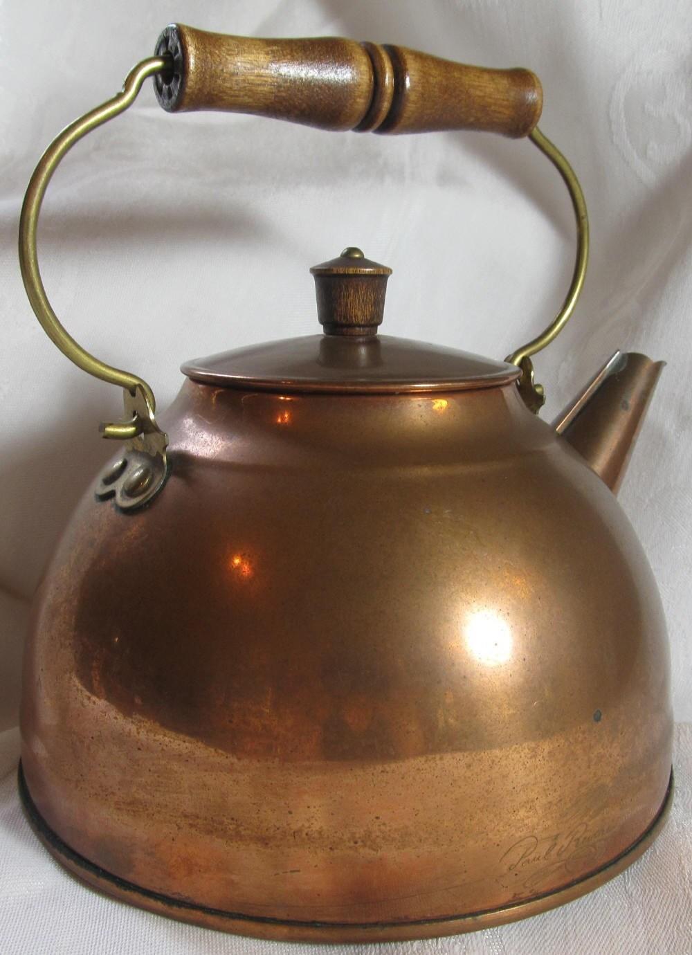 Vintage Revereware Copper Tea Kettle By Baliavintage On Etsy