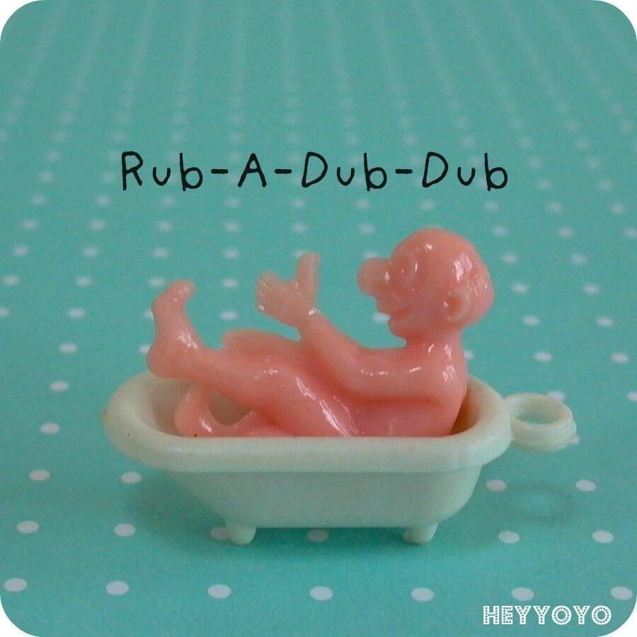 rub-a-dub-dub william howe, rub-a-dub-dub.