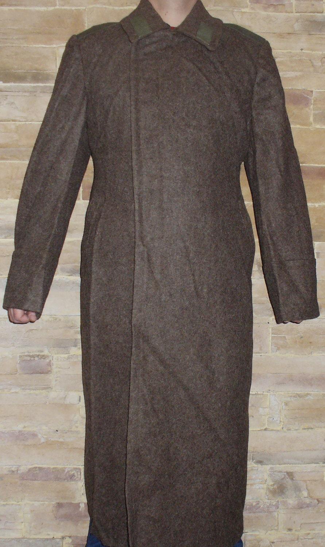 Russian overcoat