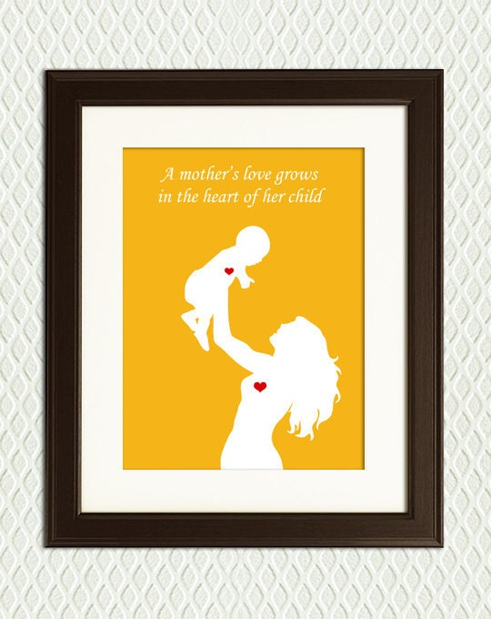 Personalized gift for new mom featured on by myplaceintheworld