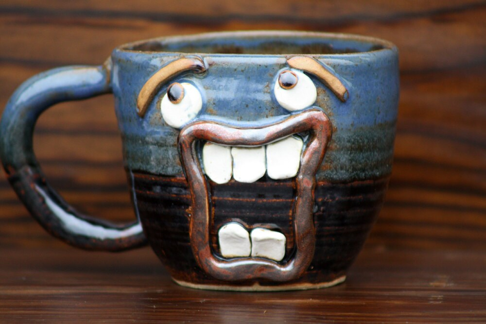 Coffee Mug Soup Bowl