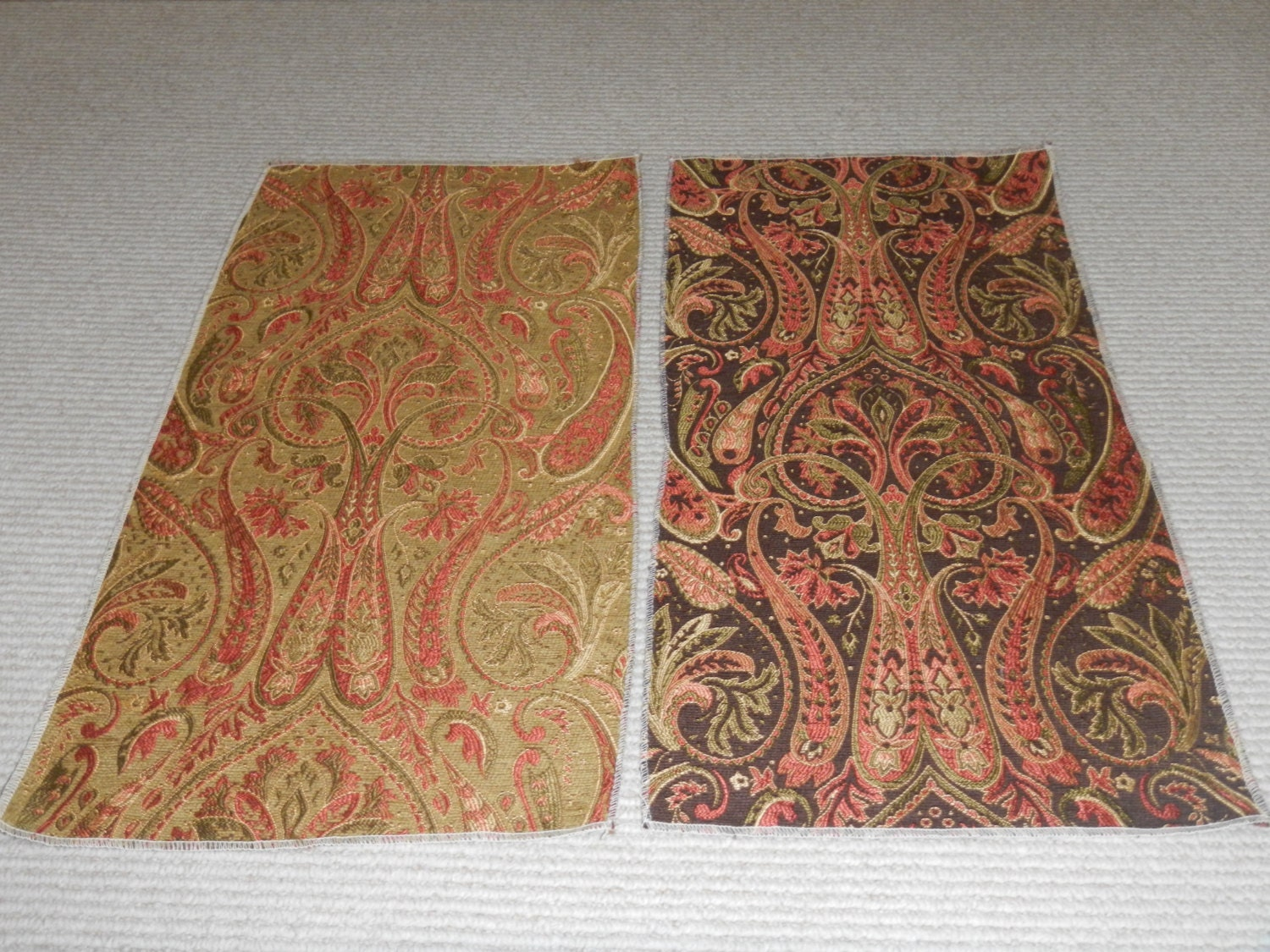items similar to paisley home decor designer trade only