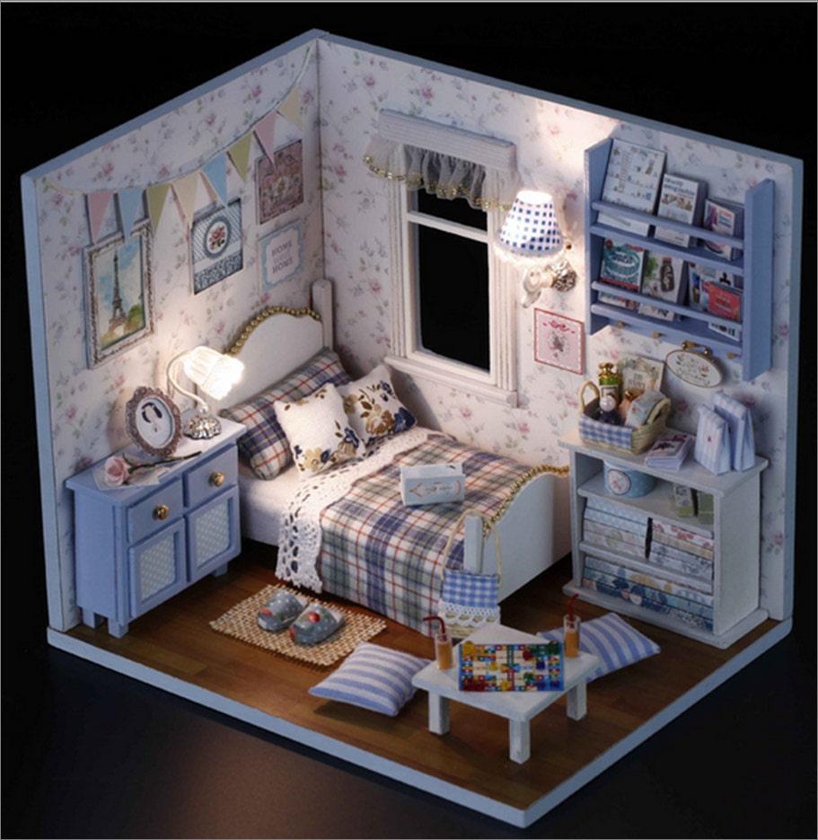 Мебель для миниатюры своими руками 1026