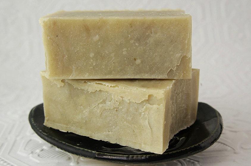 Rhassoul Herbal Bar Shampoo  - with Raw Apple Cider Vinegar