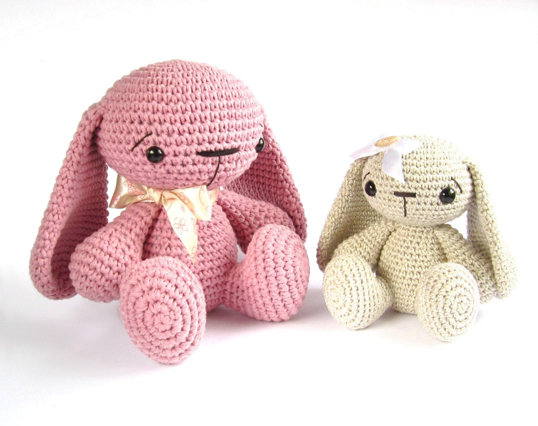 Amigurumi Cute Rabbit : Unavailable Listing on Etsy