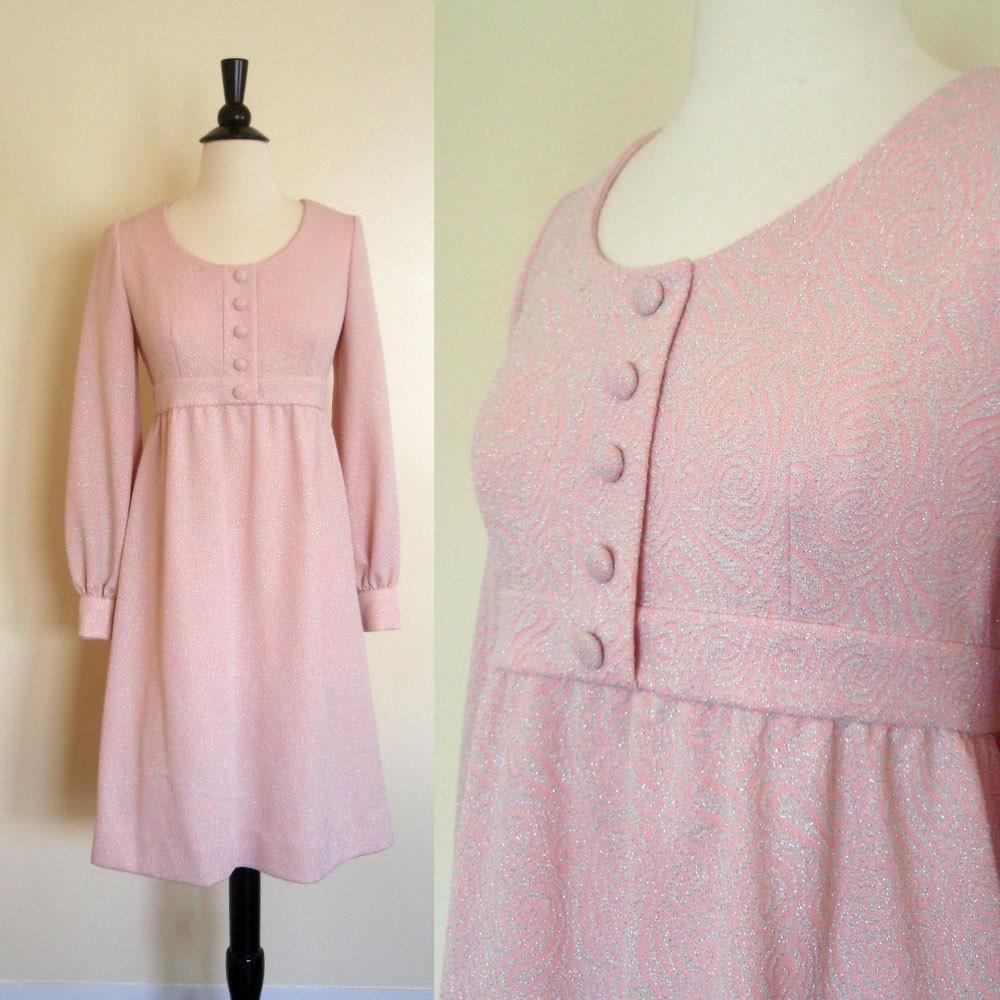 Tibi pink metallic jacquard 'Monte Carlo' strapless dress