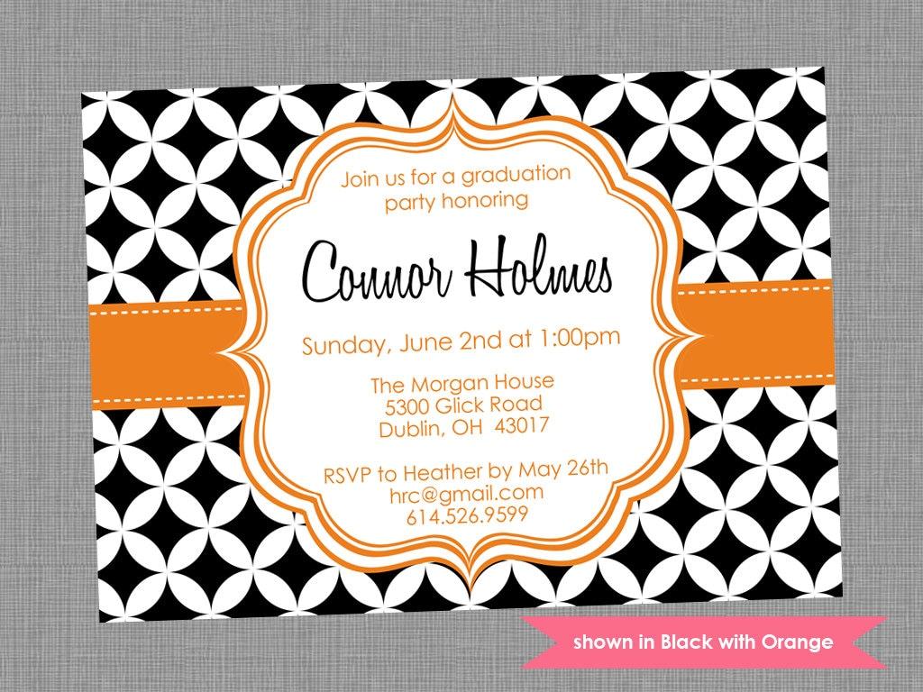 Etsy Graduation Invitations correctly perfect ideas for your invitation layout