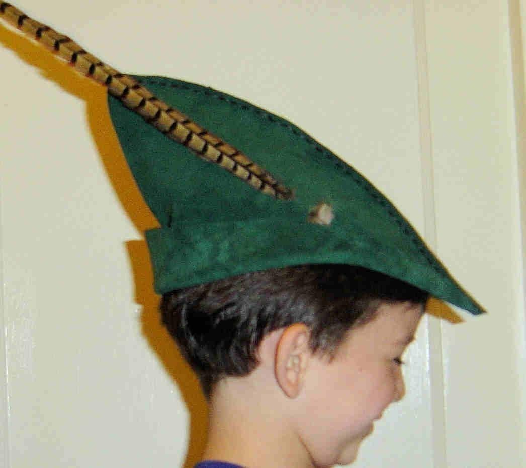 Шляпа робин гуда своими руками 67