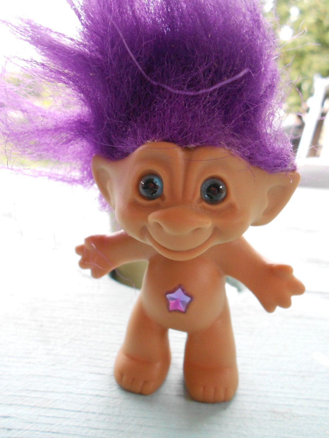 Ace Novelty Treasure Troll By Theamericanhomemaker On Etsy