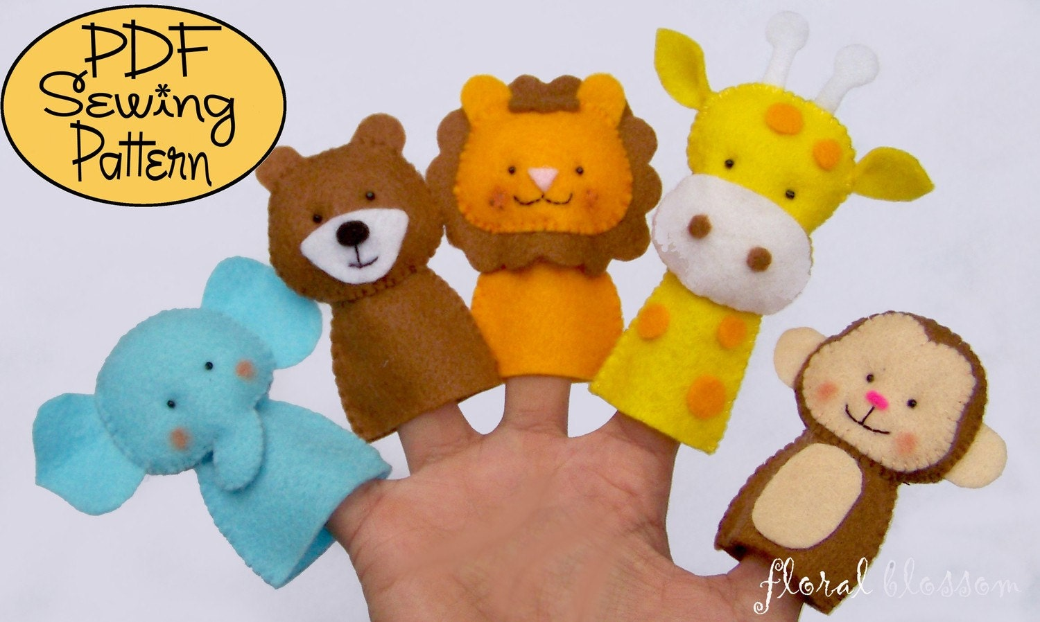 Finger Puppet Pattern Ideas - Buzzle Web Portal: Intelligent Life