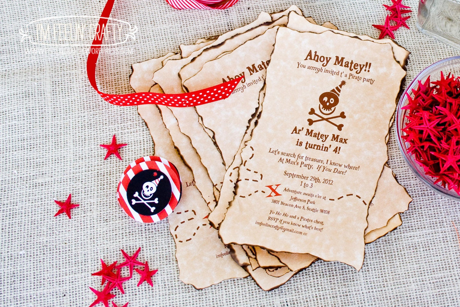 Pirate Birthday Party For Adults
