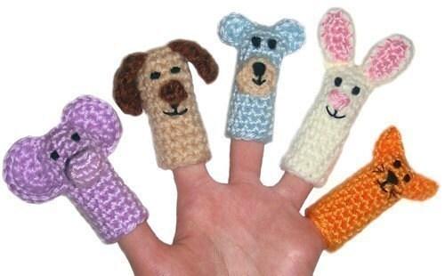 Knitted Finger Puppets Patterns Free : Archief - Blij dat ik brei