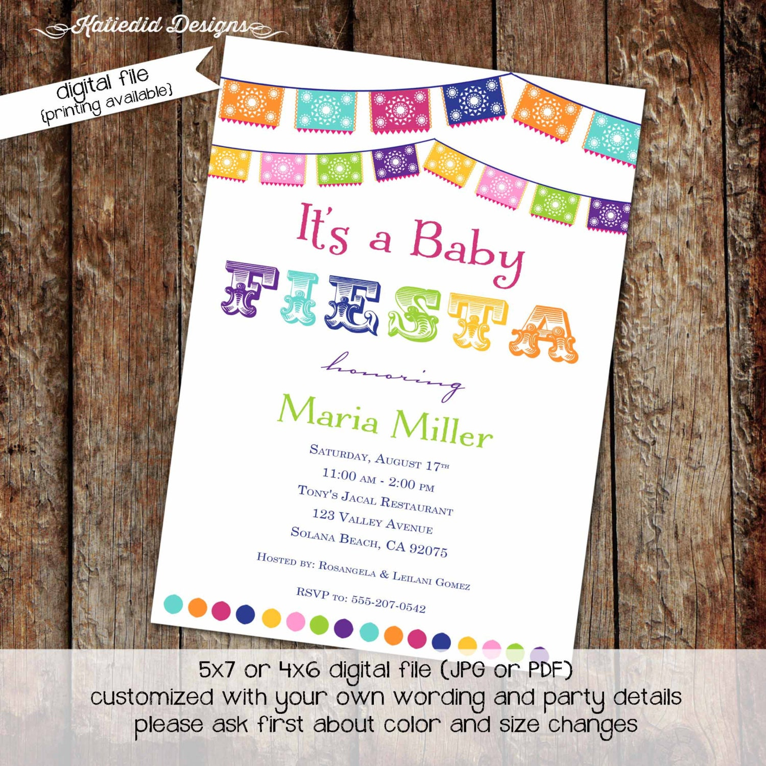 Mexican Party Invites for awesome invitation ideas