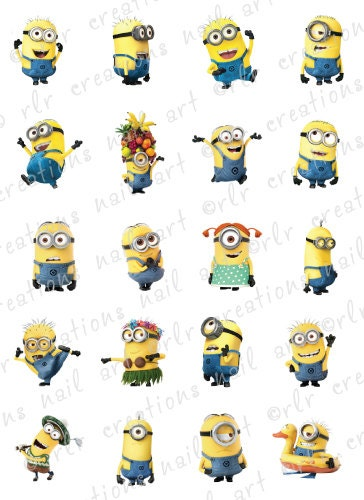 Minions Despicable Me 2 Names | www.pixshark.com - Images ...