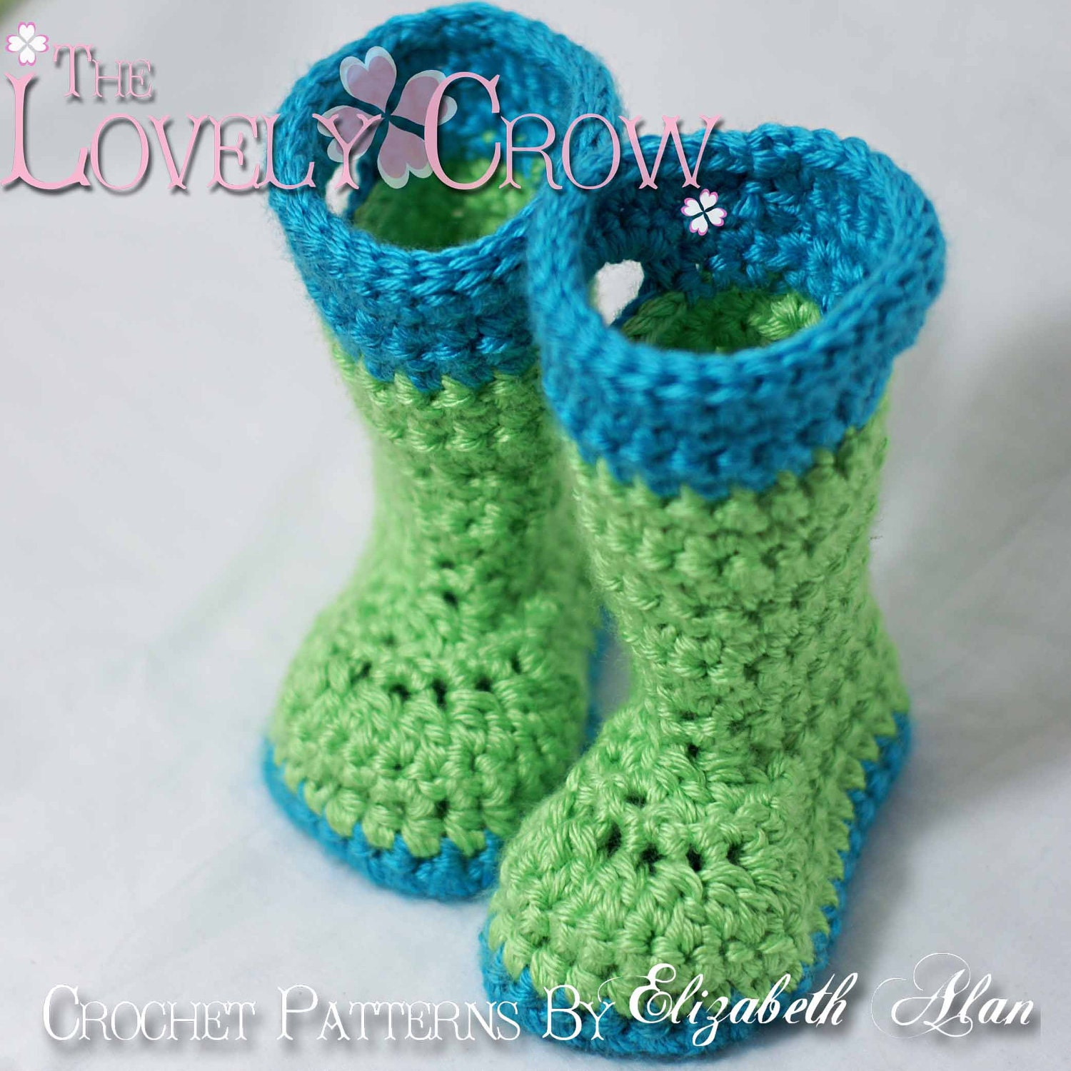 Toddler Booties Crochet Pattern for TODDLER by TheLovelyCrow