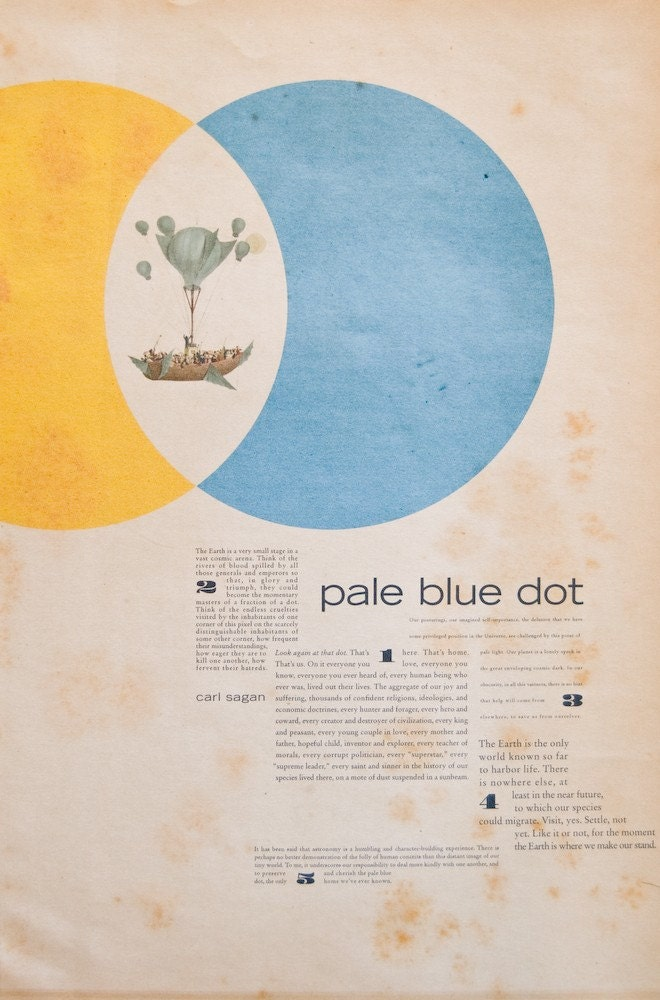 Pale blue poster board