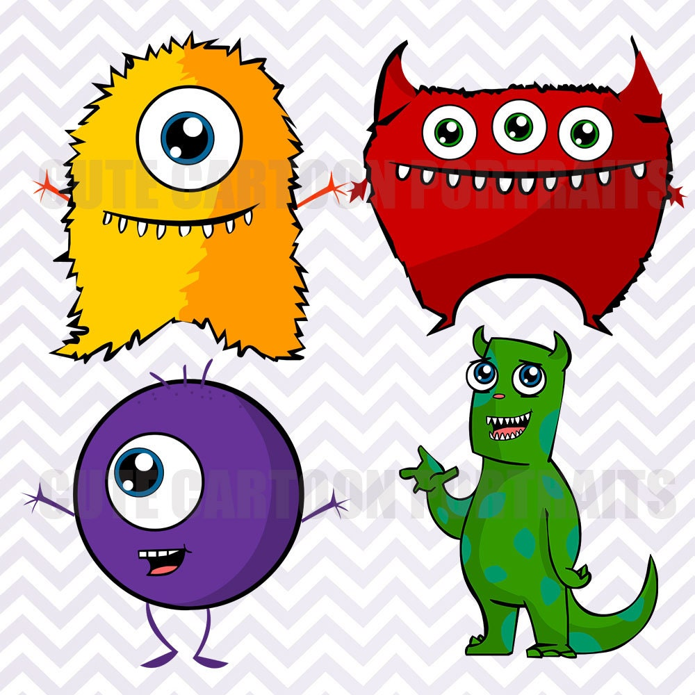 Multiplication Clipart For Kids Friendly monsters inc clip art