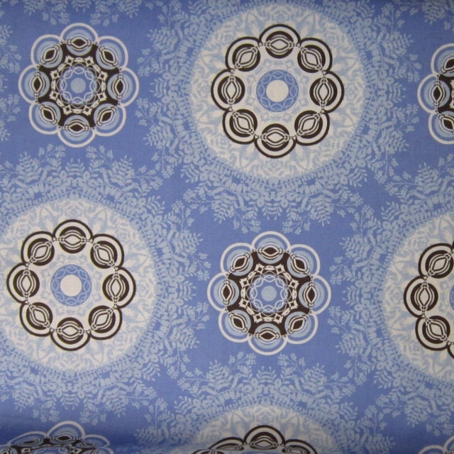Cotton Fabric: Jenean Morrison Power Pop Radio City - 1/2 YD - FabricFascination