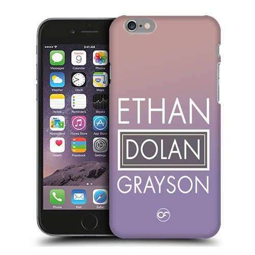 The Dolan Twins Youtube Phone Case for iPhone Cases iPod Touch Cases and Samsung Galaxy Cases