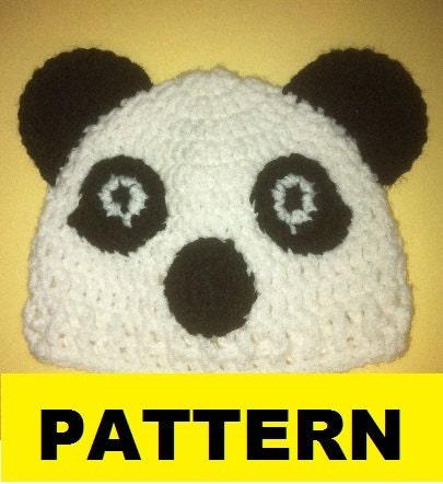 Free Crochet Pattern Panda Bear Hat : BEER CROCHET HAT PATTERN - Free Patterns