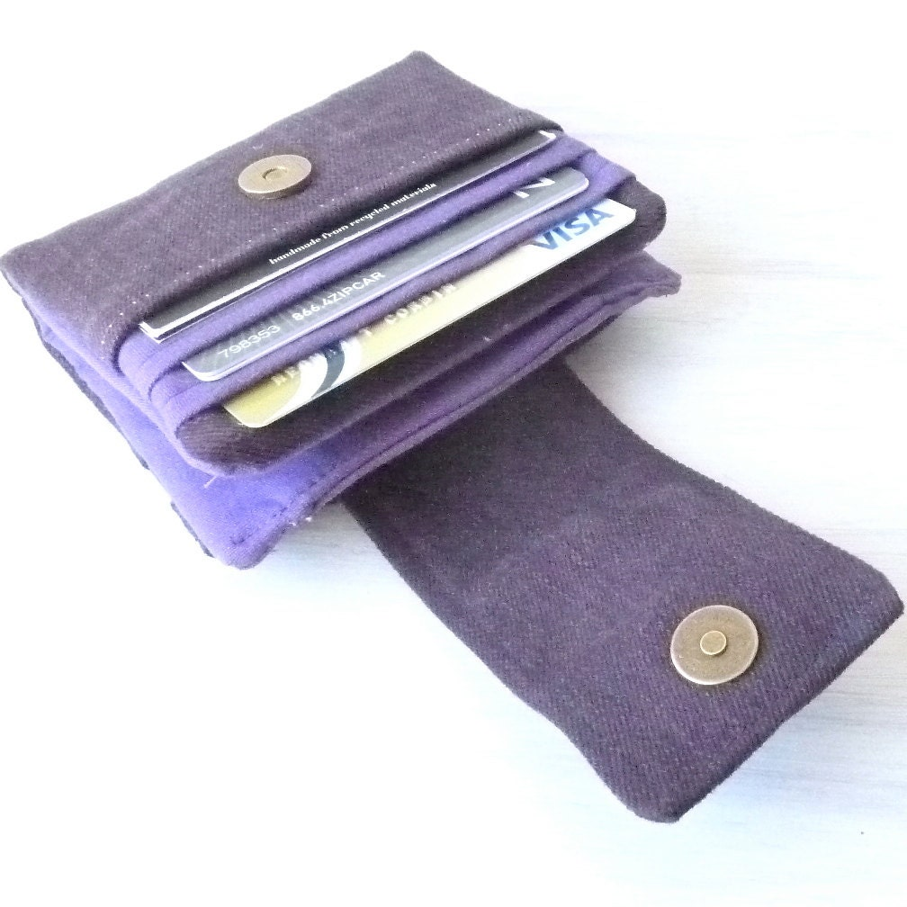 how to make a paper credit card sleeve