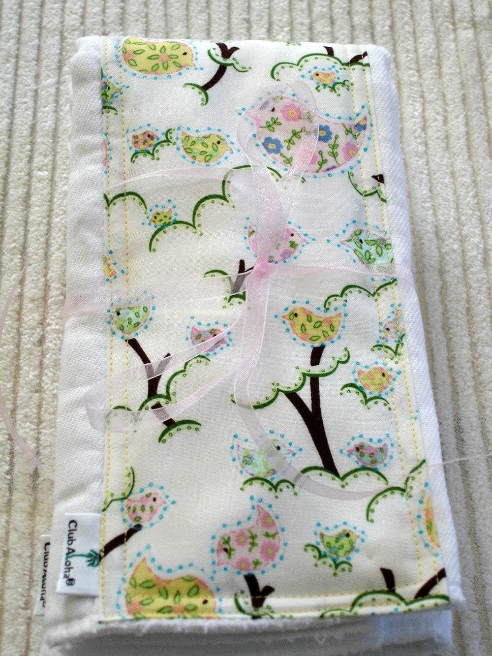 Designer Burp Cloths Cotton Cloth Diaper Burp Cloths By