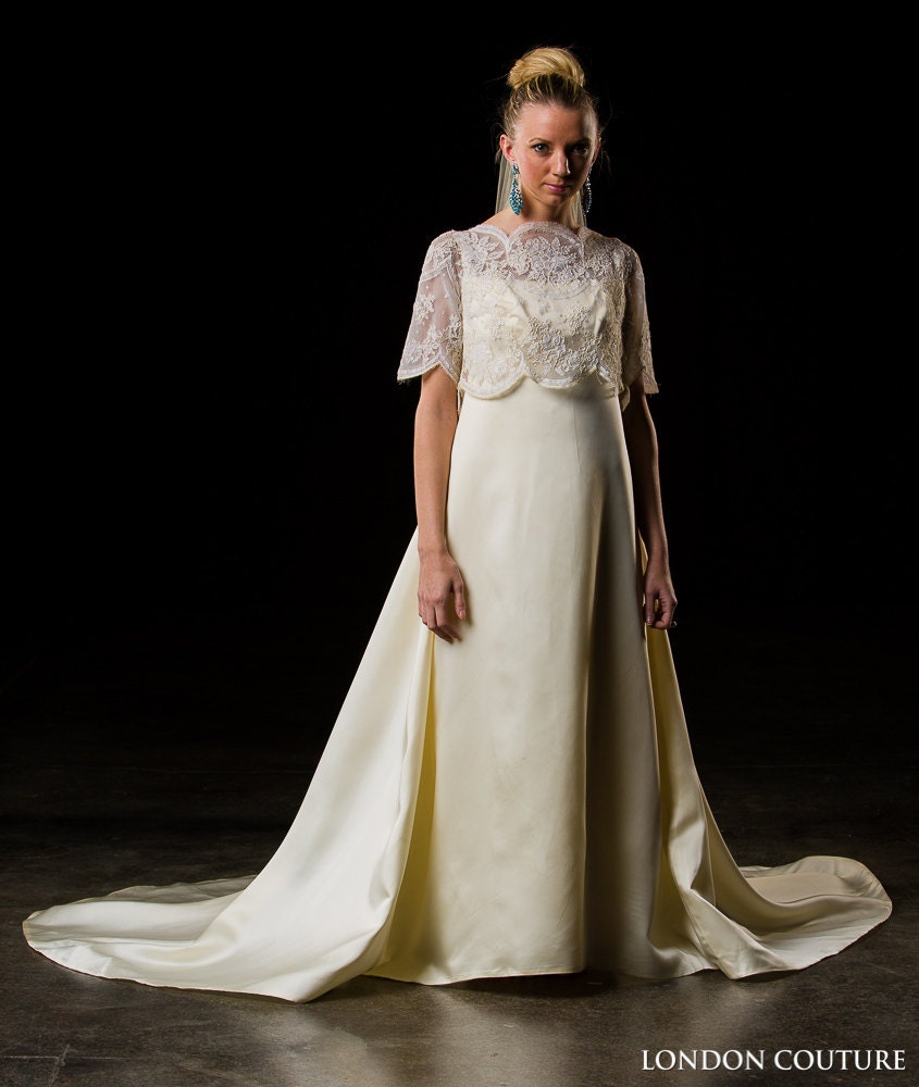 Items similar to vintage 1960s cahil of beverly hills for Beverly hills wedding dresses