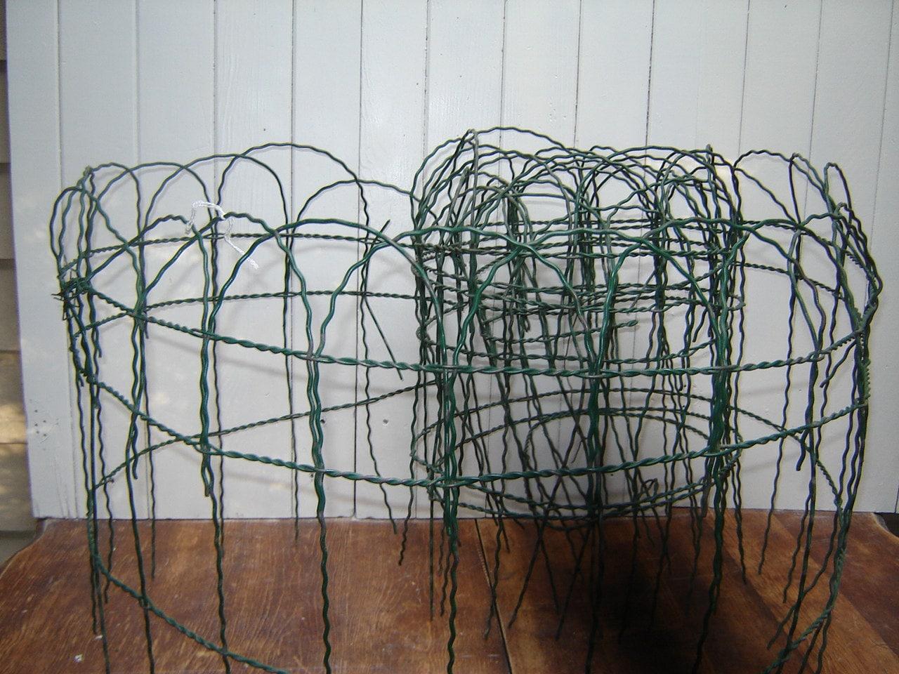 Fantastisch Vintage Wire Fencing Zeitgenössisch - Die Besten ...