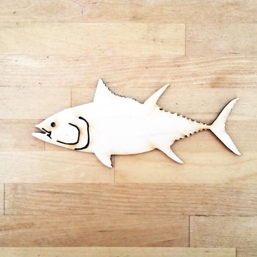 how to cut tuna fish
