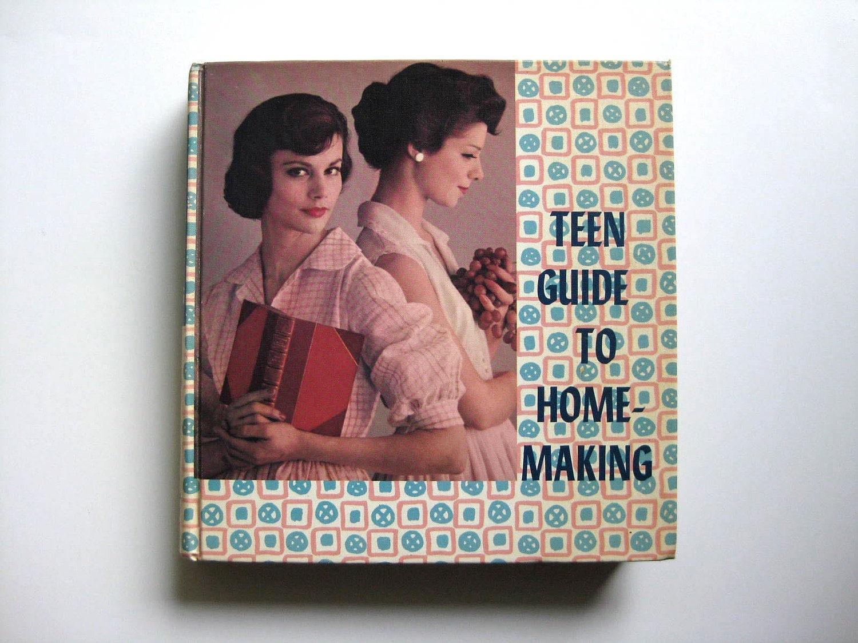 Guide to homemaking teen