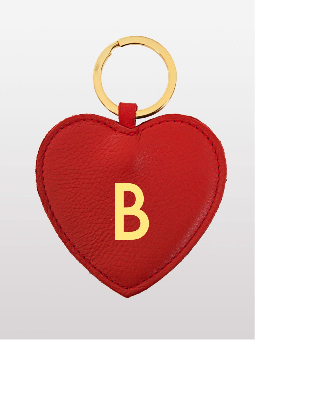 HEART KEYCHAIN - LOGANREAL