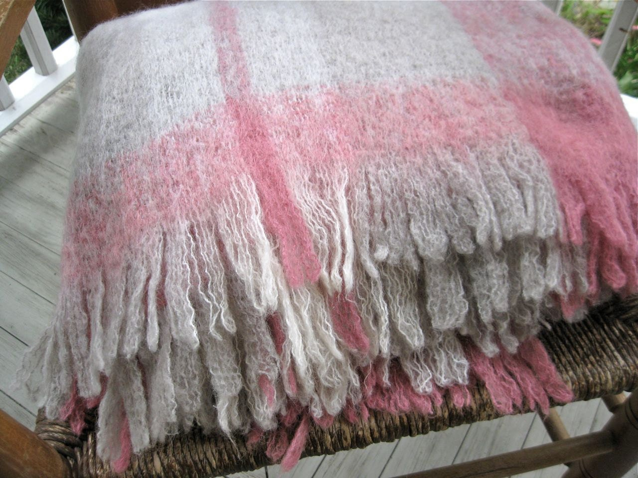 Mohair Blanket Washing Instructions