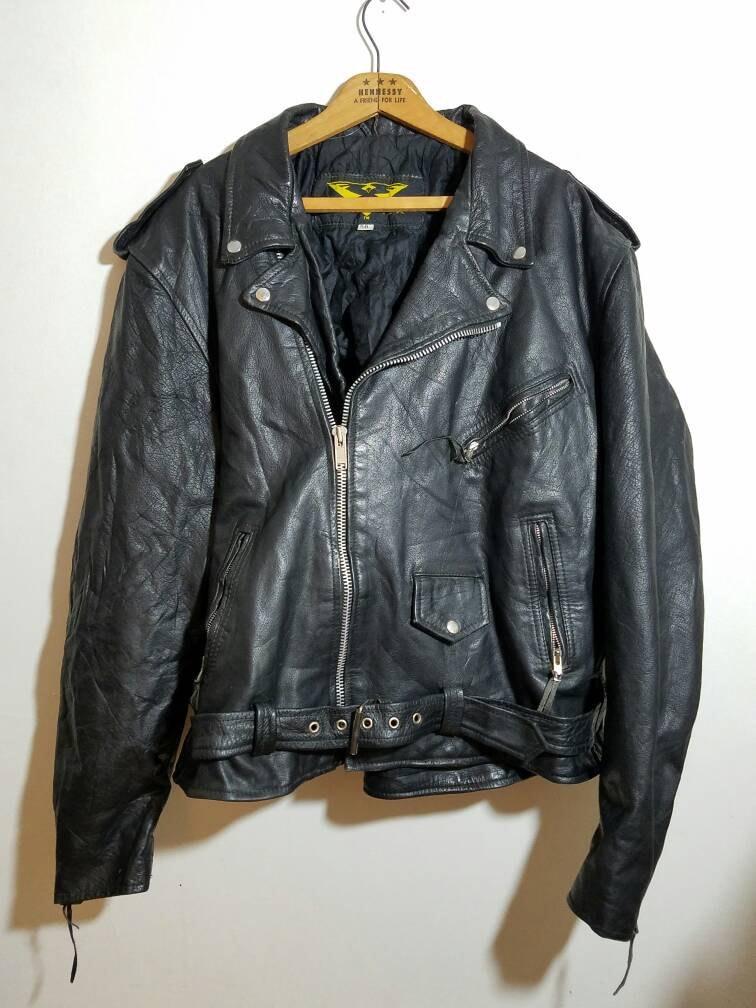 Dating vintage leather jackets