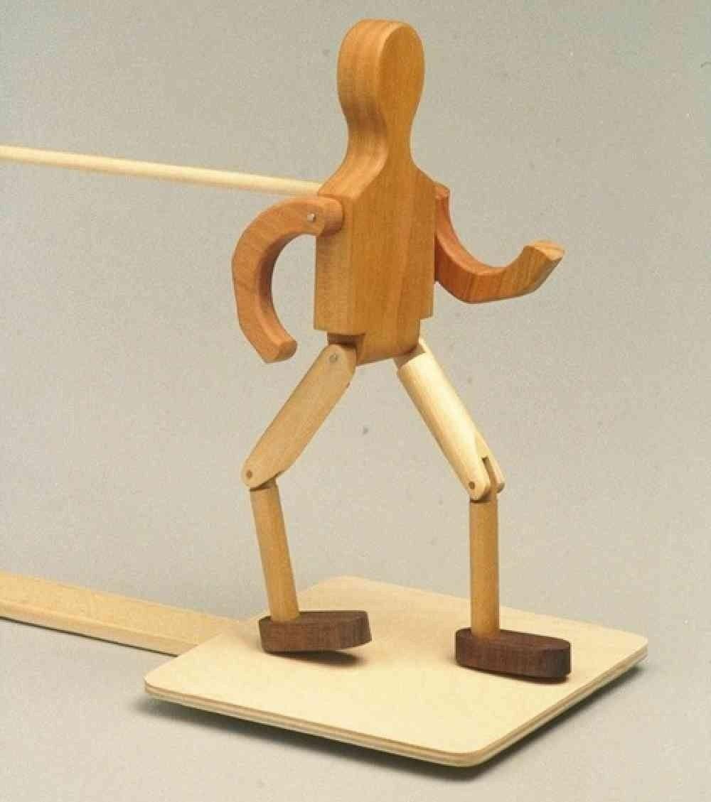 Wooden Dancing Man Plans
