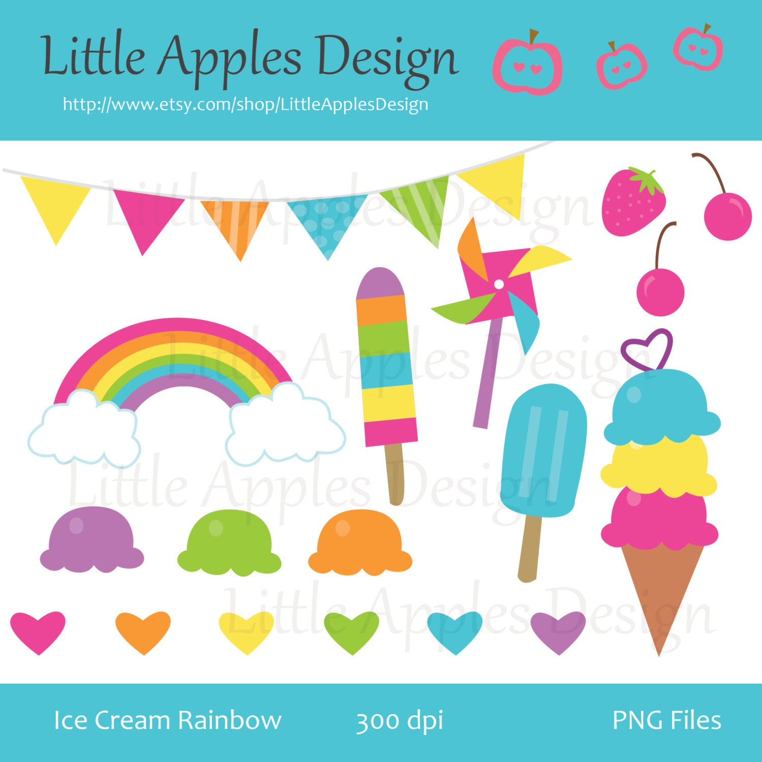 Ice Cream Clip Art Border Ice cream clip art / ice cream