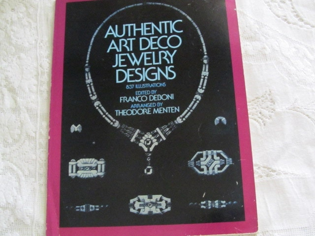 authentic art deco jewelry designs 837 by estatefinds4u2 On authentic art deco jewelry designs
