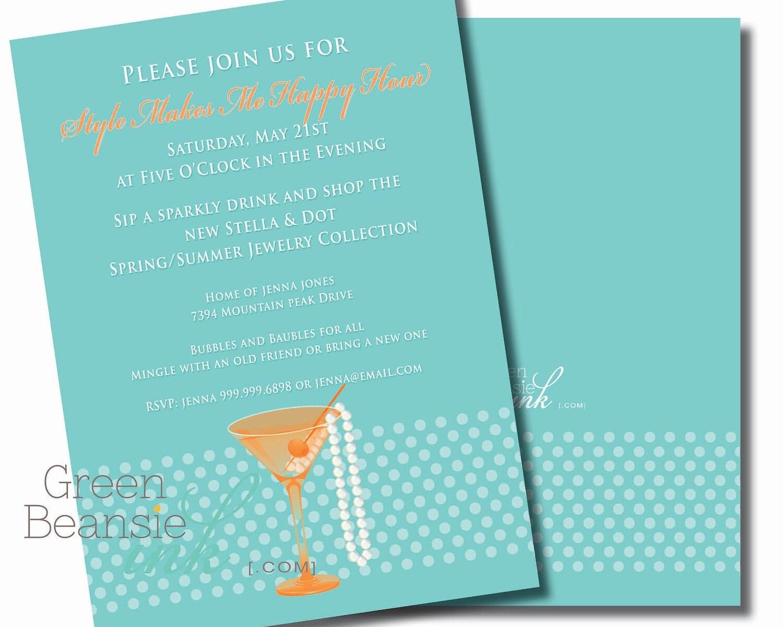 funny farewell invitation wording | just b.CAUSE