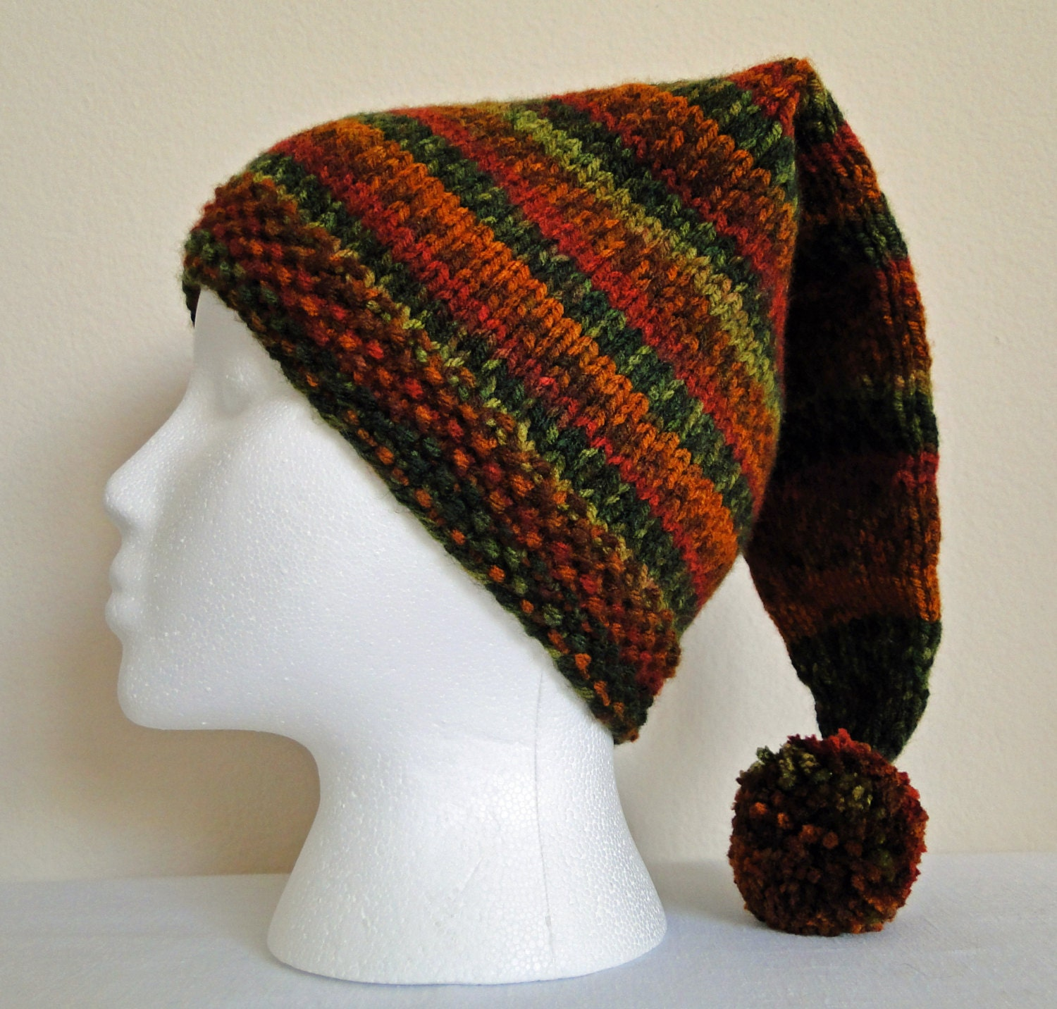 Knit Stocking Hat 113