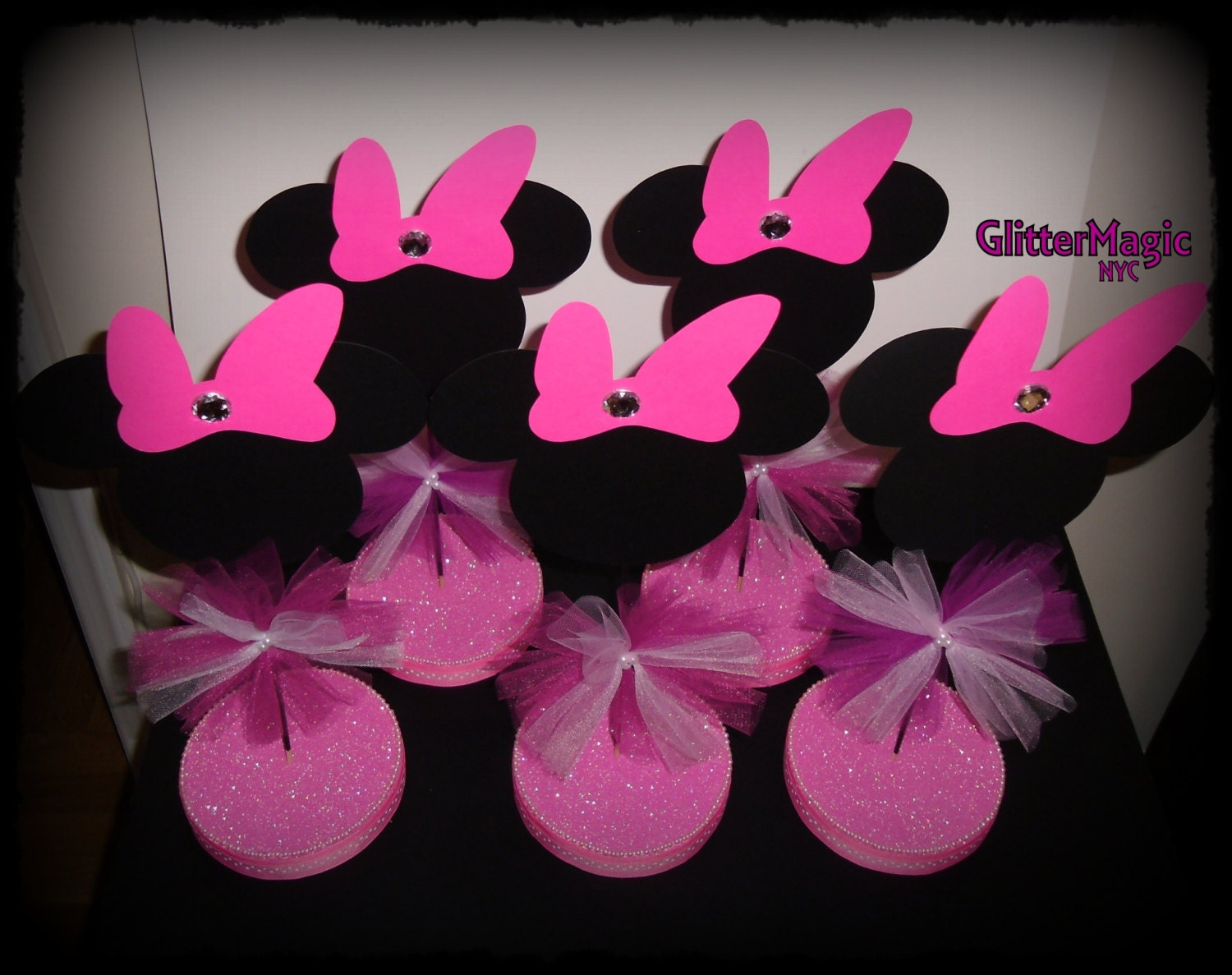Arreglos De Mesa Minnie Mouse