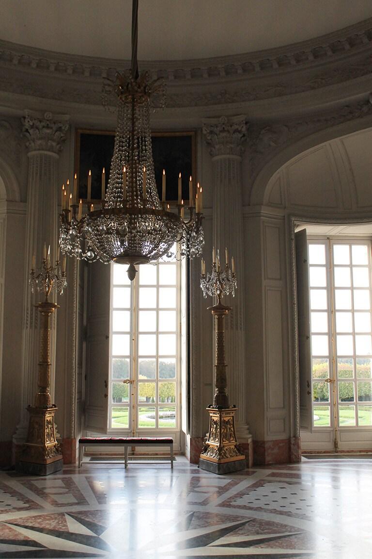 Versailles Chandelier, French Window, afternoon light, Paris Decor, French Wall Art, Paris Photography - rebeccaplotnick