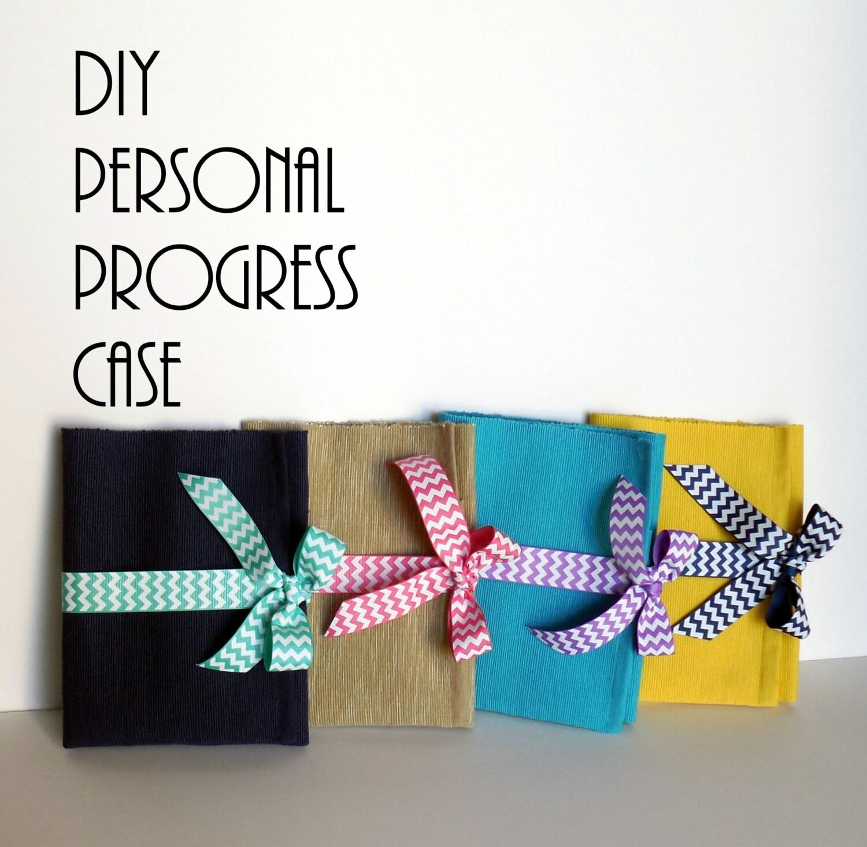 DIY - YW Personal Progress Case