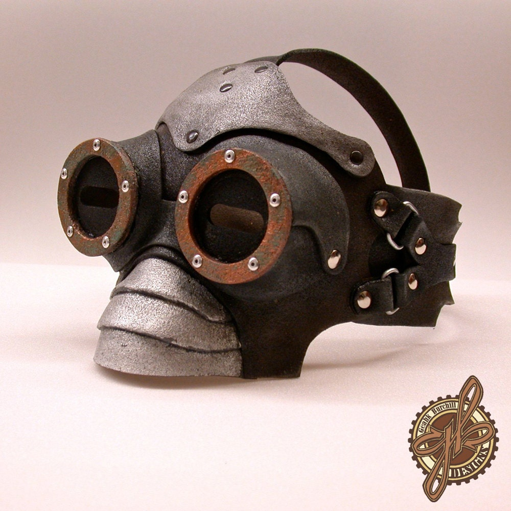 Air Centurion Steampunk pirate mask - GeahkBurchill